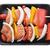 鮭 · ケバブ · 食品 · オレンジ · ディナー · 赤 - ストックフォト © saddako2
