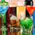 bor · gyűjtemény · vörösbor · üveg · üveg · közelkép - stock fotó © saddako2
