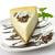 チーズケーキ · チョコレート · ソース · ケーキ · プレート · デザート - ストックフォト © saddako2