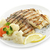 gegrild · vis · groenten · voedsel · citroen · eten - stockfoto © saddako2