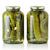gemarineerd · komkommers · geïsoleerd · witte · vers · komkommer - stockfoto © saddako2