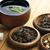 sciolto · tè · verde · tavolo · in · legno · poco · profondo - foto d'archivio © saddako2