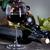 vinho · óculos · branco · rosa · uvas · verde - foto stock © saddako2