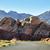 Rood · rock · woestijn · zonsopgang · licht - stockfoto © saddako2