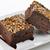 brownies with chocolate sauce stock photo © saddako2