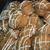 bolo · de · cenoura · nozes · topo · copo - foto stock © saddako2