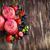 клубника · льстец · бутылку · зрелый · здоровья - Сток-фото © saharosa
