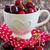 iştah · açıcı · kiraz · beyaz · meyve · arka · plan - stok fotoğraf © saharosa