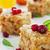 частей · яблочный · пирог · свежие · клюква · яблочный · сок · зеленый - Сток-фото © saharosa