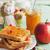 полезный · детей · завтрак · тоста · Jam · молоко - Сток-фото © saharosa