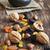 различный · сушат · плодов · орехи · старые - Сток-фото © saharosa