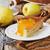 pear pie stock photo © saharosa