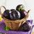 ripe plums stock photo © saharosa