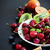 коллекция · Ягоды · вишни · клубники · черника · малина - Сток-фото © saharosa