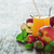 fruit juice ripe apples and strawberries stock photo © saharosa