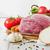 сырой · мяса · большой · кусок · разделочная · доска · разнообразие - Сток-фото © saharosa