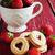 Valentin · nap · sütik · házi · üveg · tej · szeretet - stock fotó © saharosa