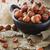 hazelnuts stock photo © saharosa
