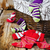 scattered childrens striped socks stock photo © saharosa
