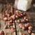 hazelnoten · houten · mand · geïsoleerd · witte · achtergrond - stockfoto © saharosa