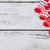 baby red striped socks stock photo © saharosa