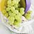 Purple · пластиковых · одноразовый · изолированный · белый - Сток-фото © saharosa