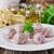 balls of minced meat stock photo © saharosa