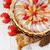 Natale · giocattolo · mela · bianco · isolato · albero - foto d'archivio © saharosa