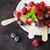 ягодные · заморожены · белый · льда - Сток-фото © saharosa