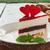 кусок · торт · кремом · пластина - Сток-фото © saharosa