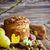 Pasen · dessert · voedsel · chocolade · vakantie · viering - stockfoto © saharosa