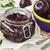 plum jam stock photo © saharosa