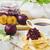 kavanoz · erik · reçel · erik · tablo · gıda - stok fotoğraf © saharosa