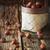 hazelnuts in a basket  stock photo © saharosa