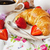 tradicional · francés · desayuno · mesa · manana - foto stock © saharosa