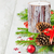 christmas · kaars · Rood · decoraties · sterren - stockfoto © saharosa