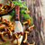 homemade marinated mushrooms stock photo © saharosa