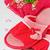 valentine · vermelho · corações · macio · azul · estrelas - foto stock © saharosa
