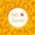 zarif · sonbahar · yaprakları · örnek · vektör · soyut · yaprak - stok fotoğraf © saicle