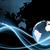темно · синий · Tech · Мир · карта · вектора · дизайна - Сток-фото © saicle