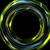 цифровой · частицы · оранжевый · синий · аннотация - Сток-фото © saicle