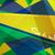 abstrato · geométrico · Brasil · bandeira · útil · cobrir - foto stock © saicle