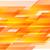 hi tech orange shapes abstract vector background stock photo © saicle
