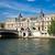 Louvre · múzeum · Párizs · 16 · tájkép · piramis - stock fotó © sailorr