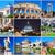 hermosa · vista · romana · ruinas · Roma · Italia - foto stock © sailorr