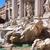 фонтан · Рим · Италия · Восход · свет · небе - Сток-фото © sailorr