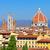 Флоренция · красивой · мнение · Тоскана · Италия · небе - Сток-фото © sailorr