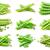 vers · groene · peul · witte · voedsel · vruchten - stockfoto © sailorr