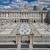 famoso · ponto · de · referência · palácio · Espanha · nuvens · edifício - foto stock © sailorr