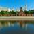 Moskou · rivier · Rusland · Kremlin · water · gebouw - stockfoto © sailorr